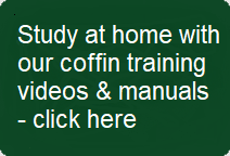 Coffin and casket training courses